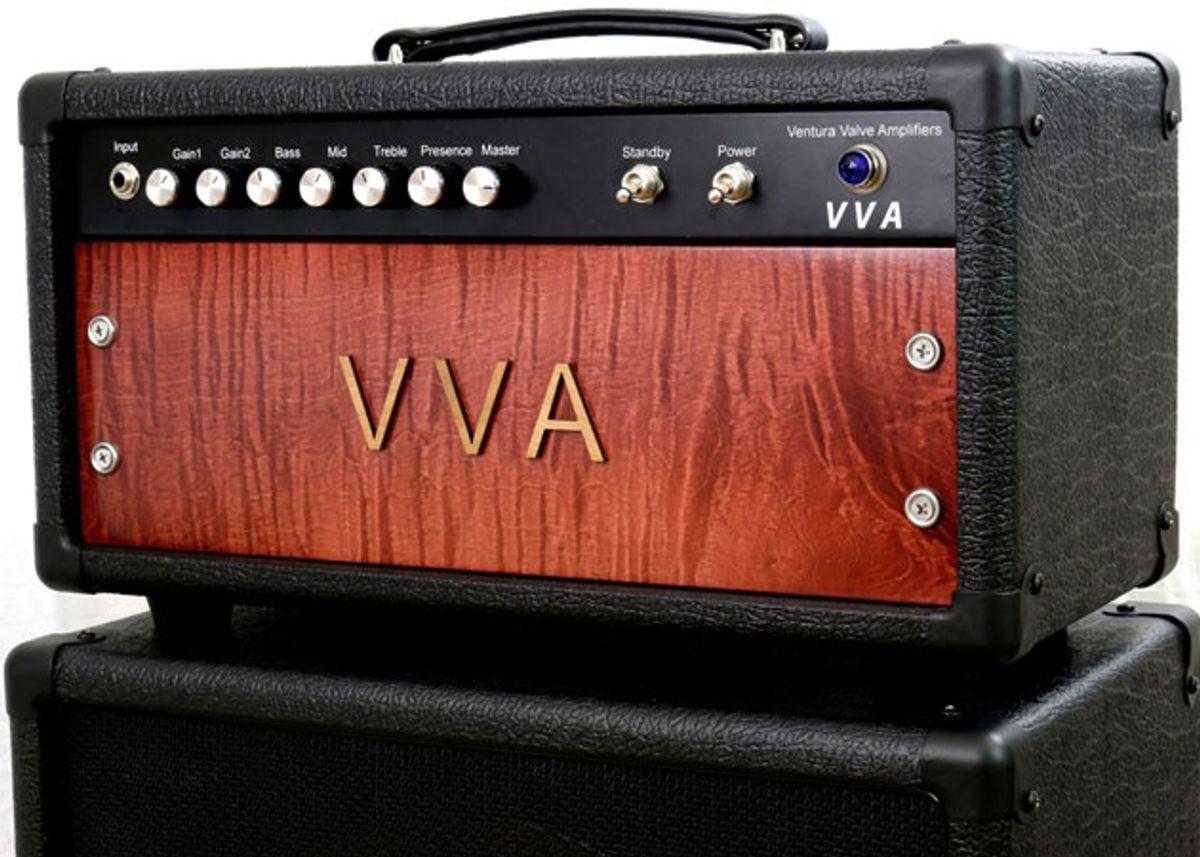 Ventura Valve Amplifiers Unveils the VVA50