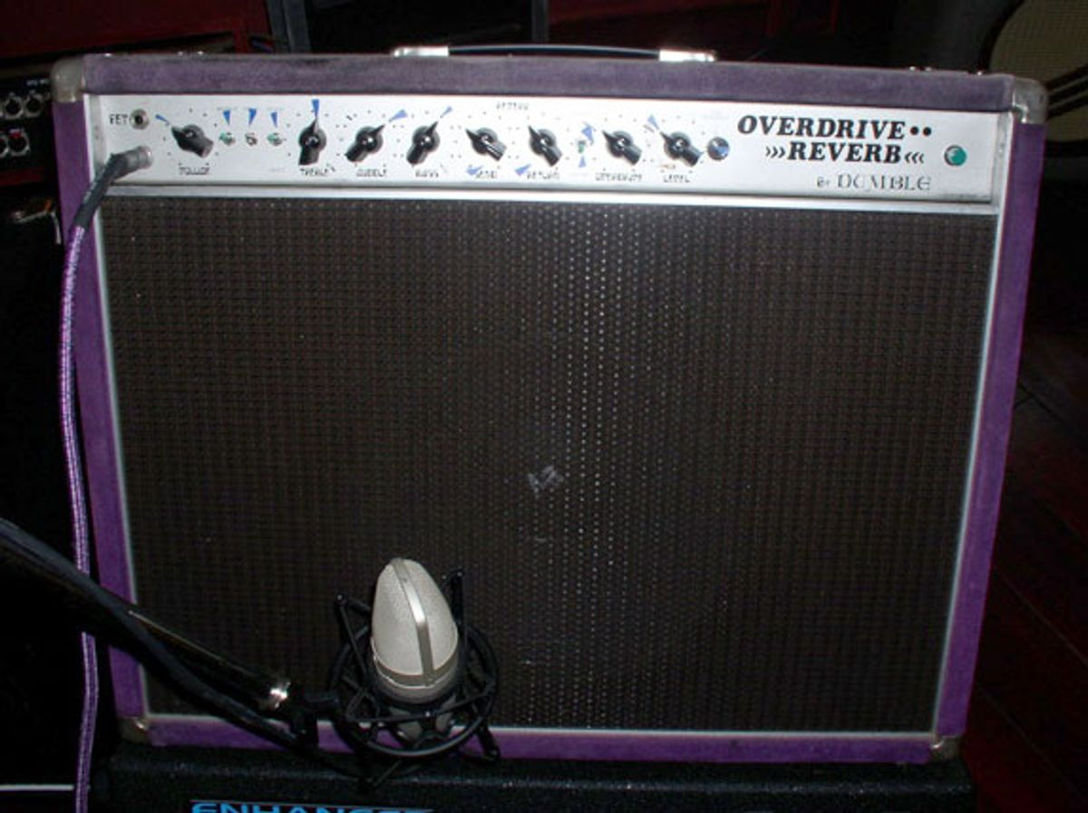 Adventures in Amplification: Lineage of a Dumble OD-100WR