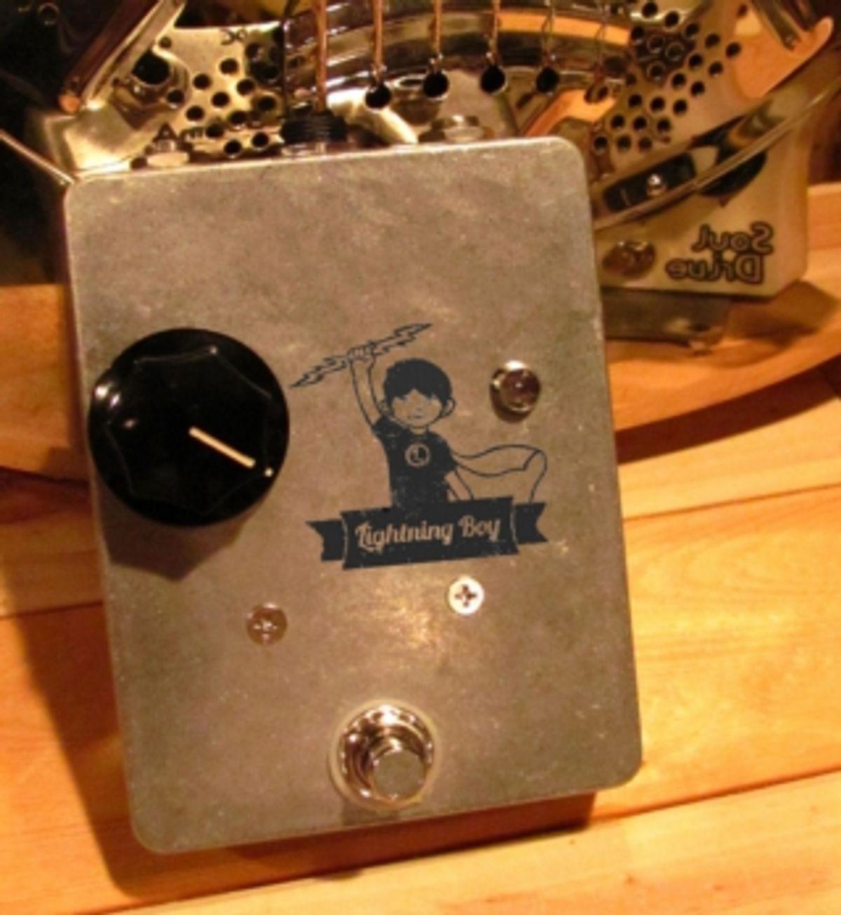 Lightning Boy Audio Introduces the Lightning Boy Tube Drive