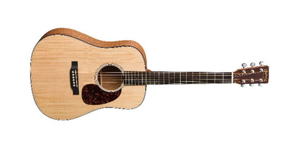 Martin Guitars Introduces the Dreadnought Junior