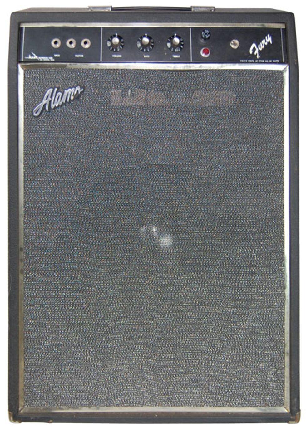 Ask Amp Man: Reviving an Alamo Fury | Premier Guitar Alamo Amp Schematics on