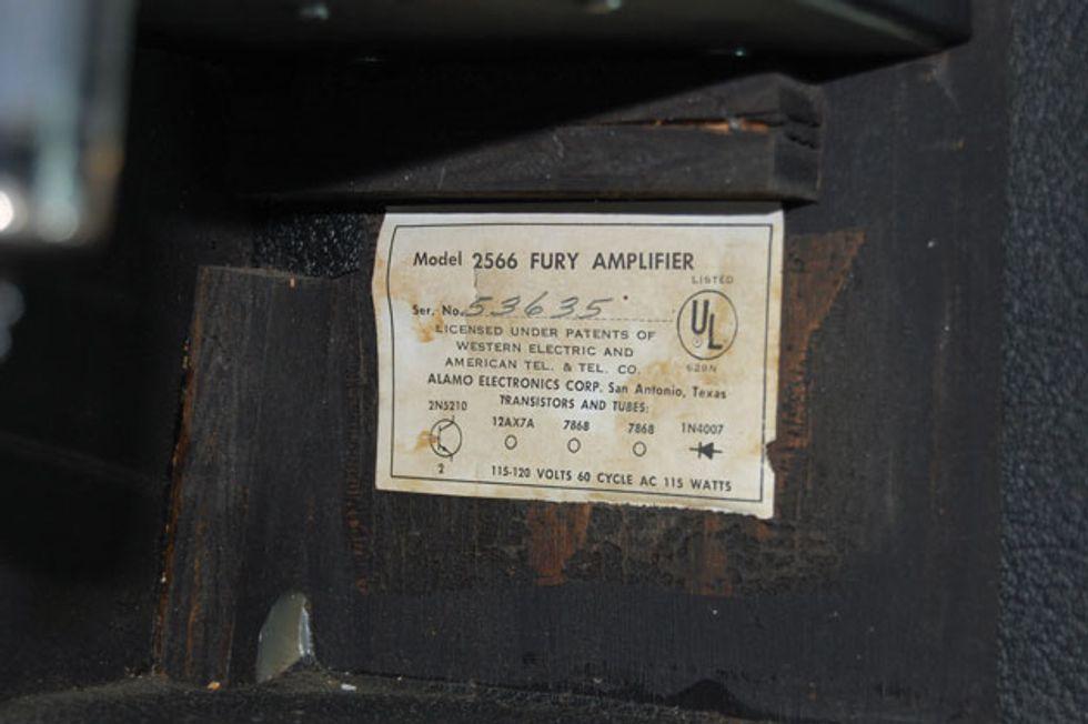 on alamo amp schematics