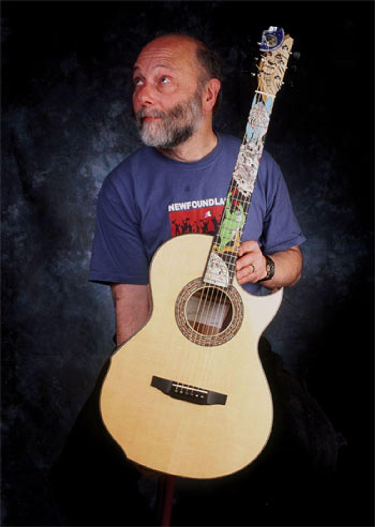 "William ""Grit"" Laskin: A Luthier of the Highest Order"