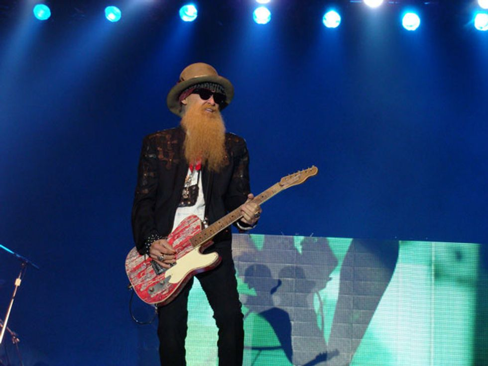 Beyond Blues: Billy Gibbons