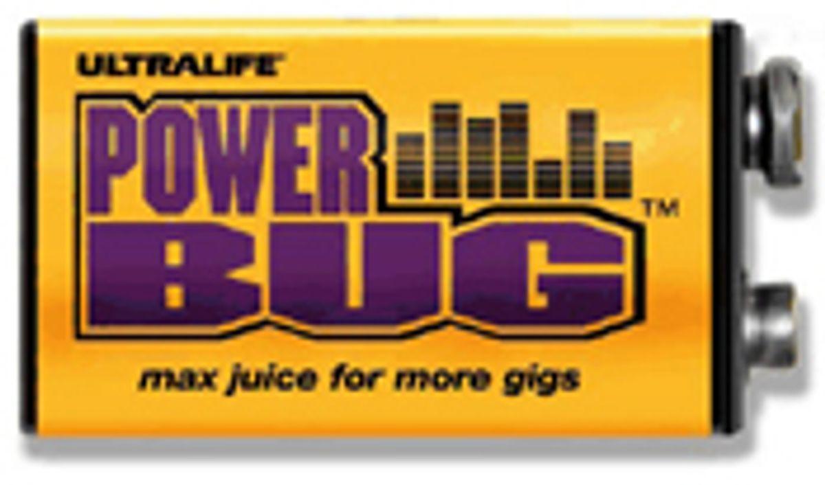 Review: PowerBug Lithium 9 Volt Battery