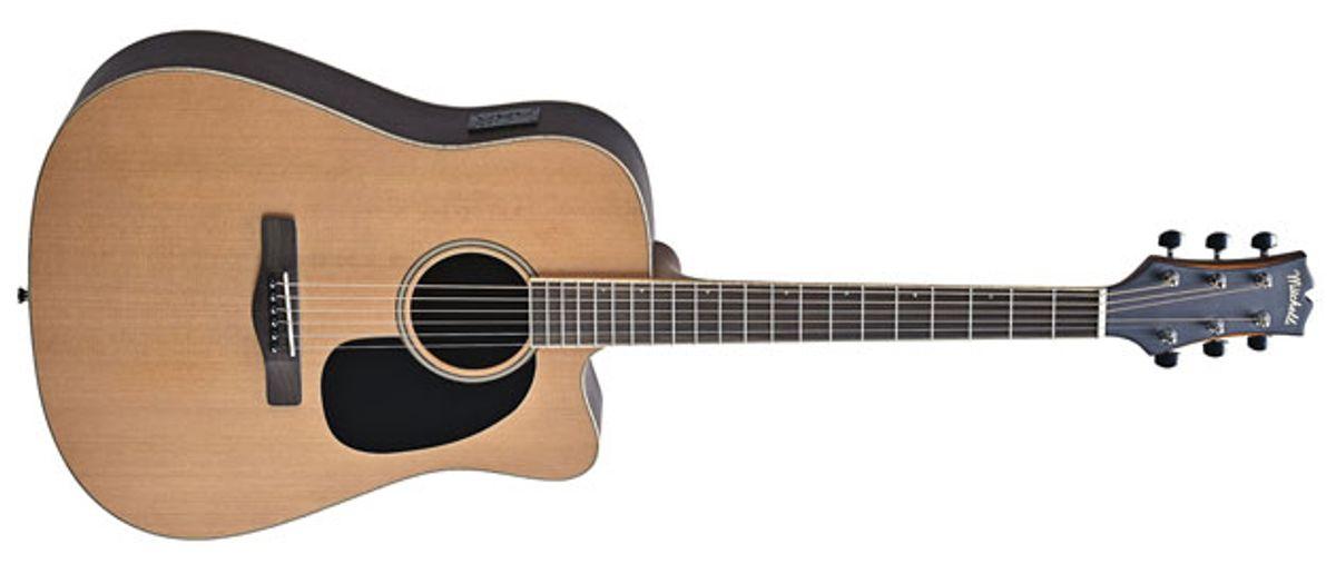 Mitchell Guitars Unveils the Element Series