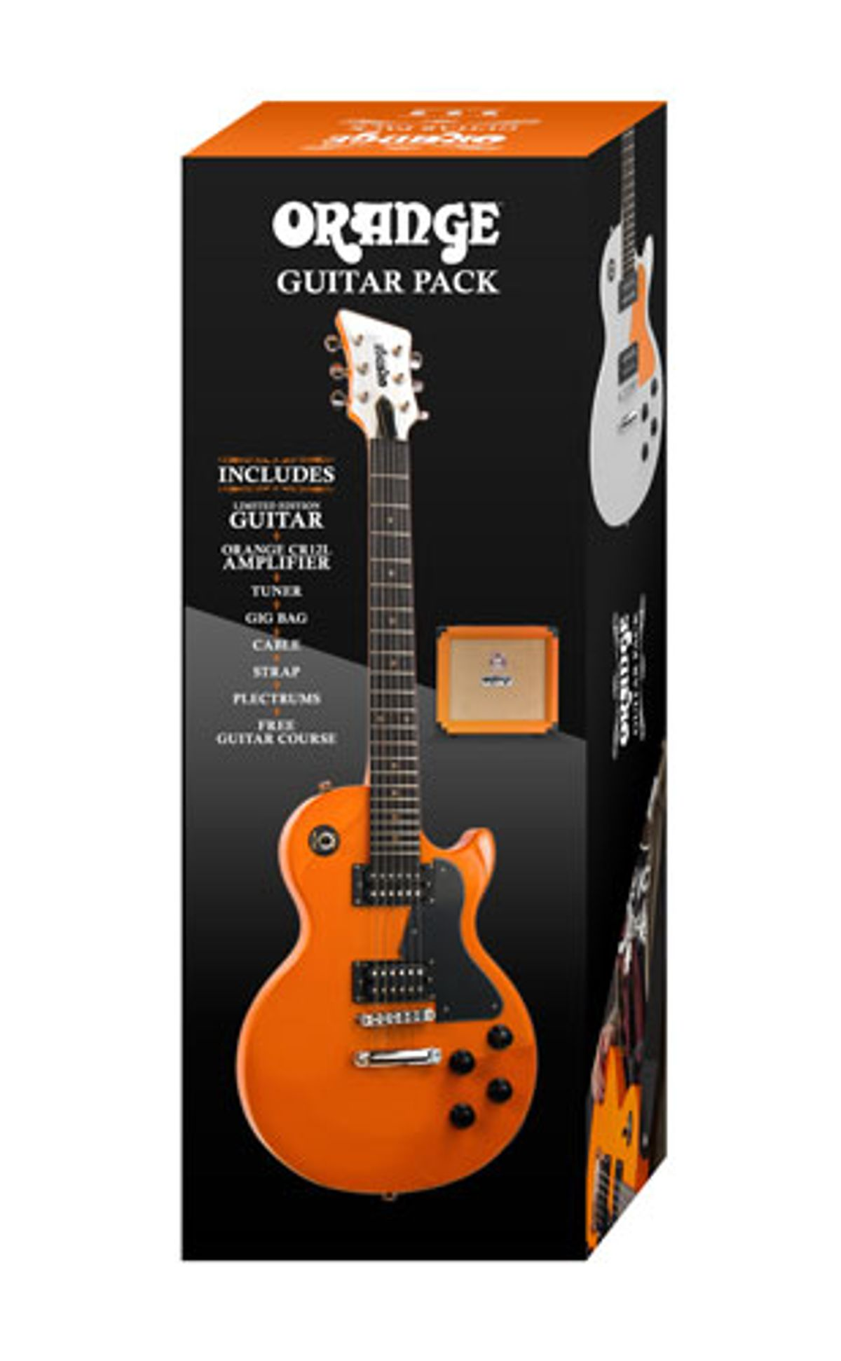 Orange Amplification Launches Complete Guitar Pack