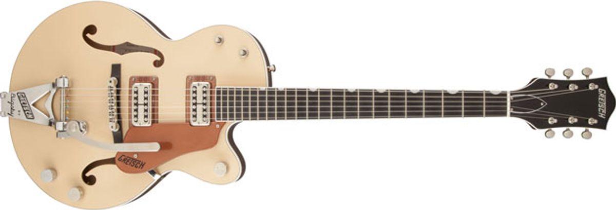 Gretsch Guitars Introduces the G6112TCB-JR Center-Block LTD