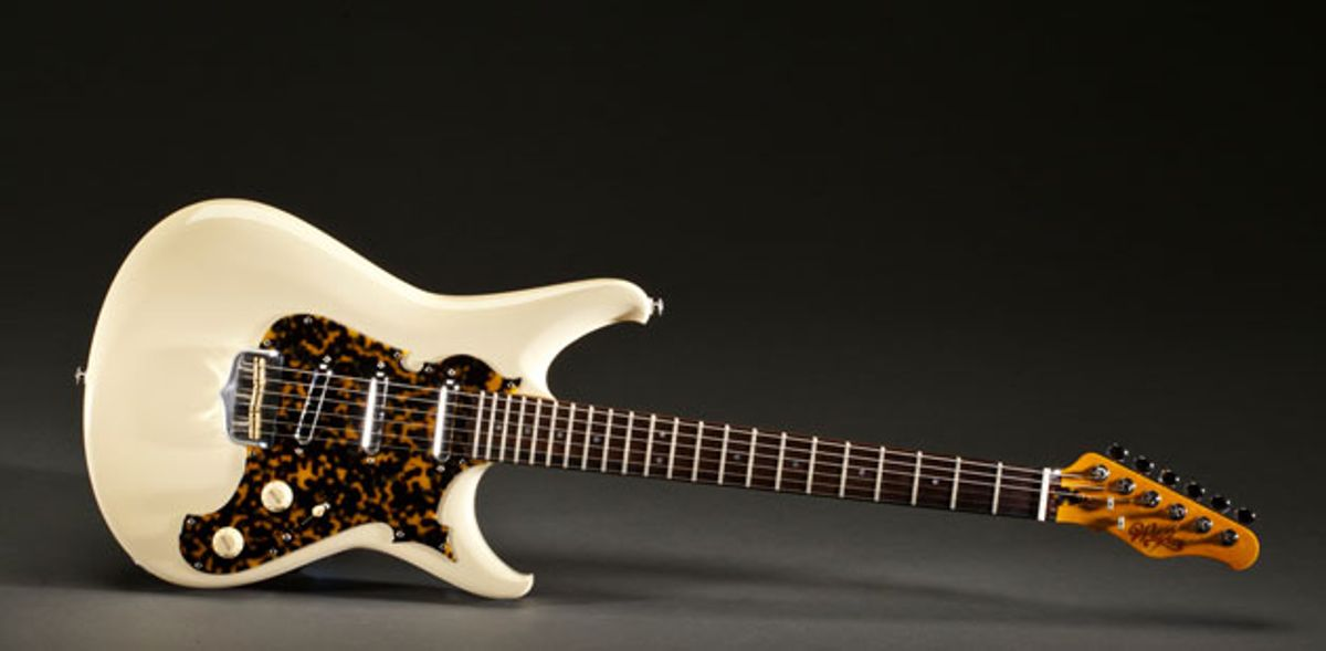 Scott Walker Guitars Unveils the Electro