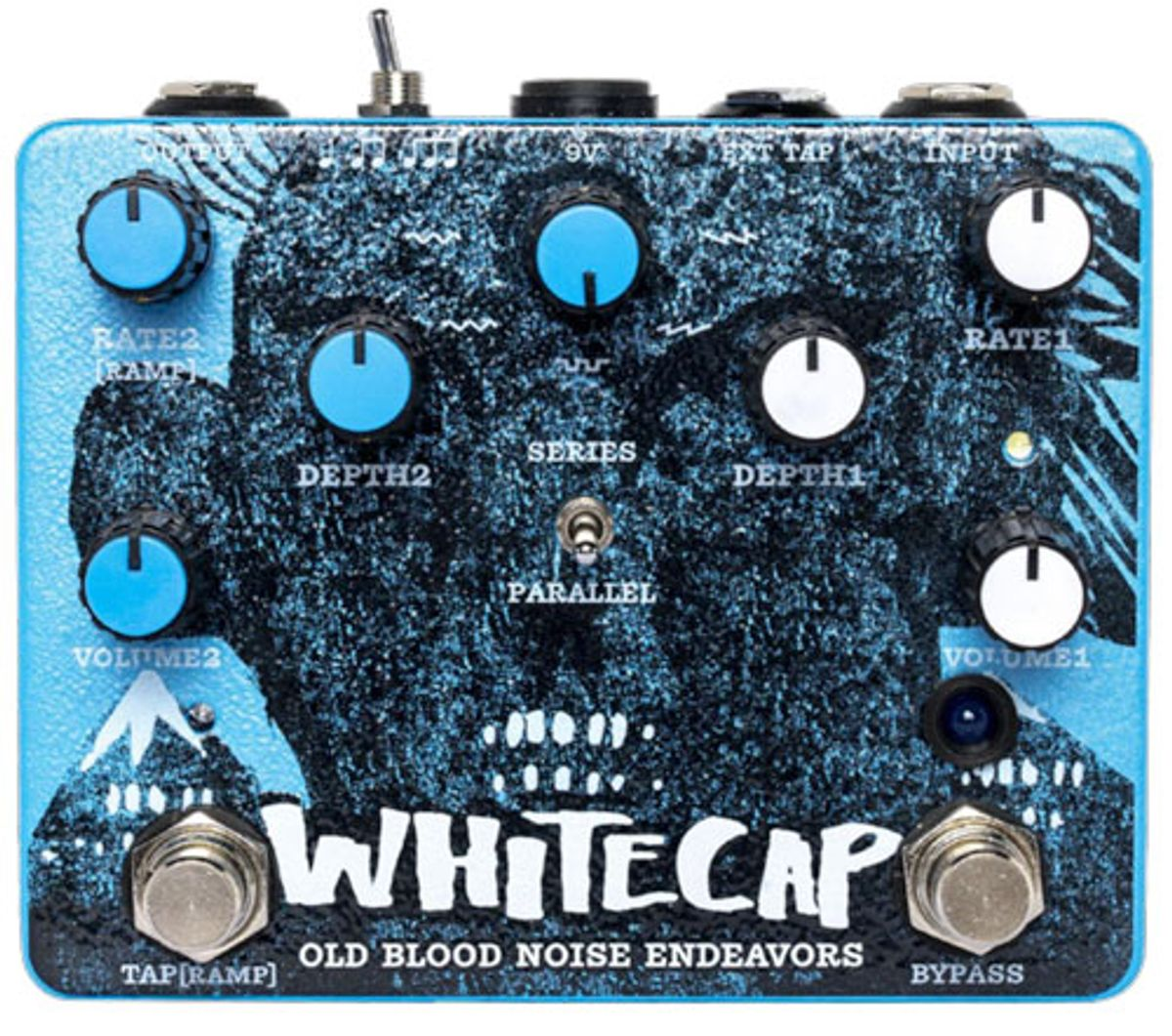 Old Blood Noise Endeavors Introduces the Whitecap
