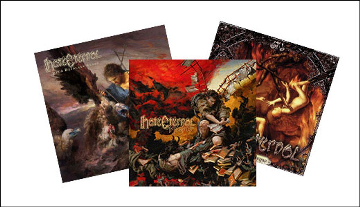 Mort, Death's Apprentice: Hate Eternal's Stacked Tritones