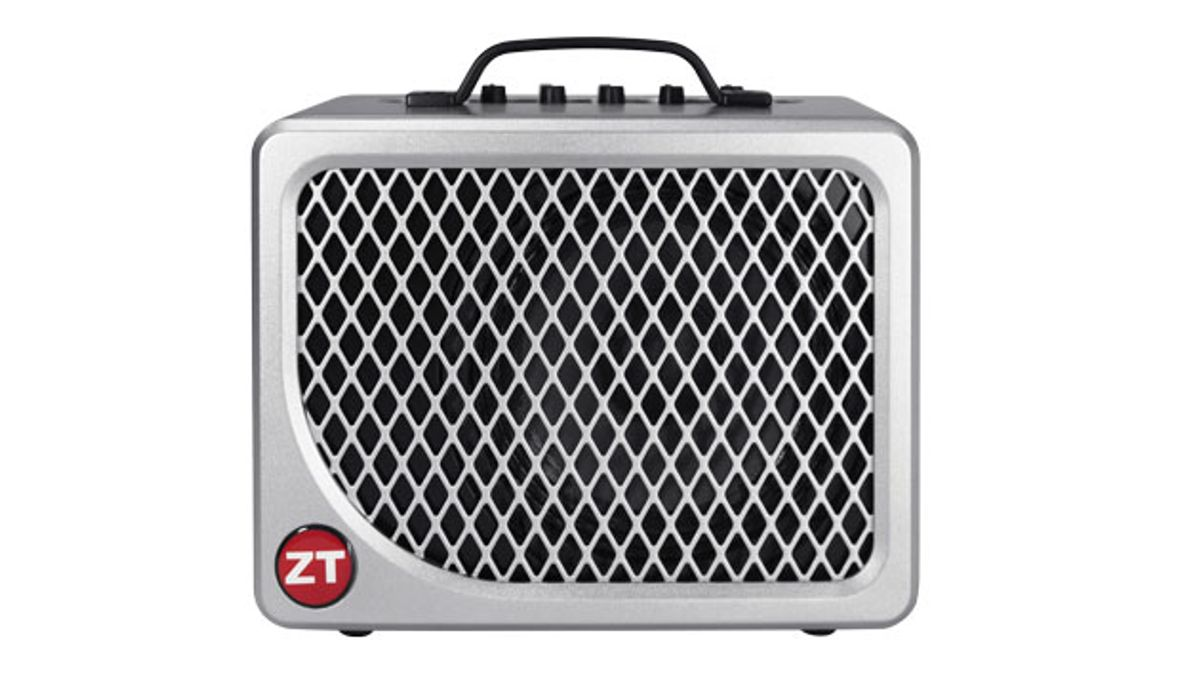 ZT Amplifiers Introduces Lunchbox Reverb Combo Amp & Cab II