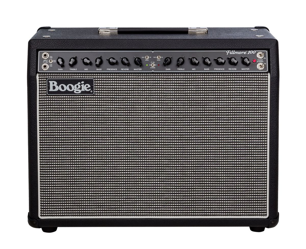 Mesa/Boogie Adds the Fillmore 100