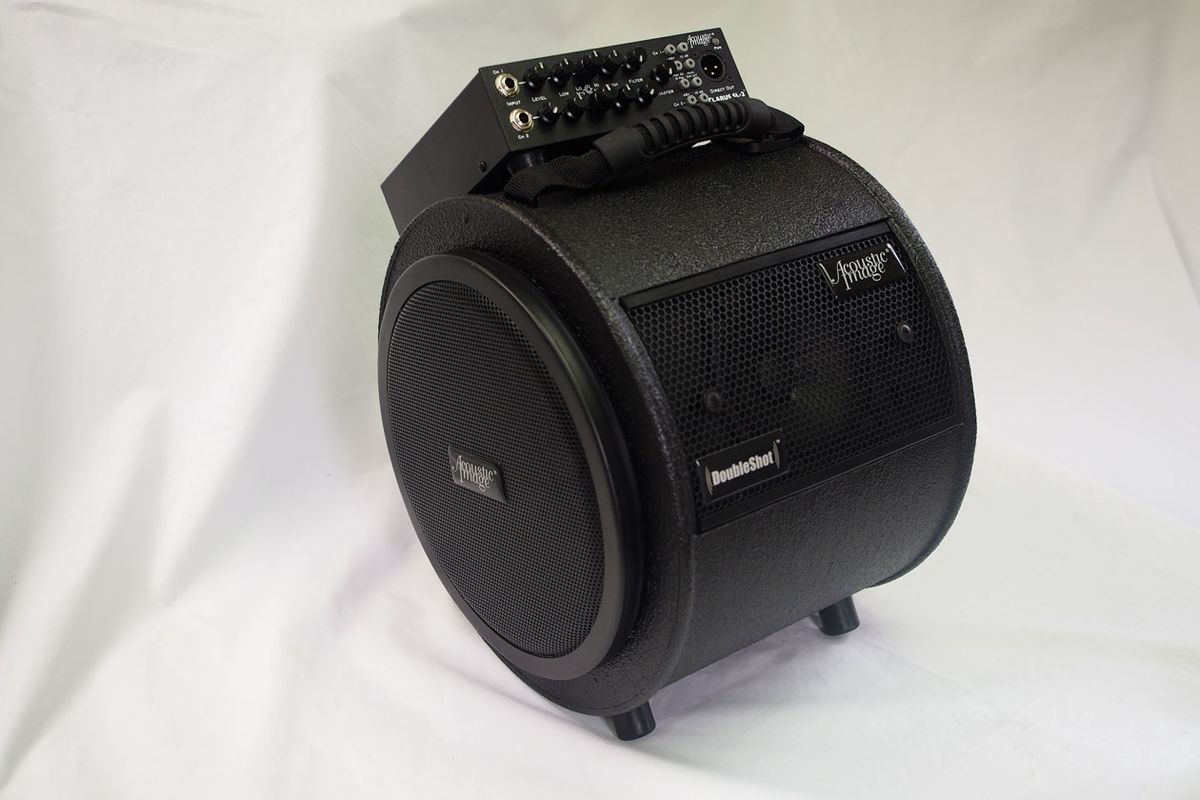 Acoustic Image Releases the Doubleshot