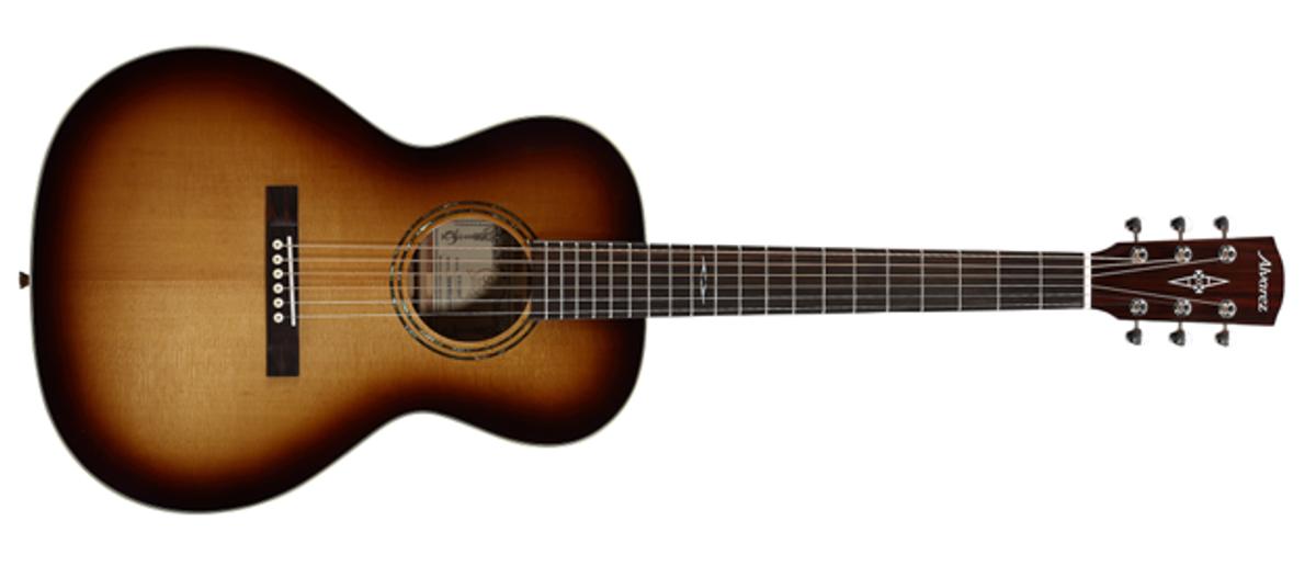 Alvarez Guitars Unveils the Blues 51 and the Delta OO