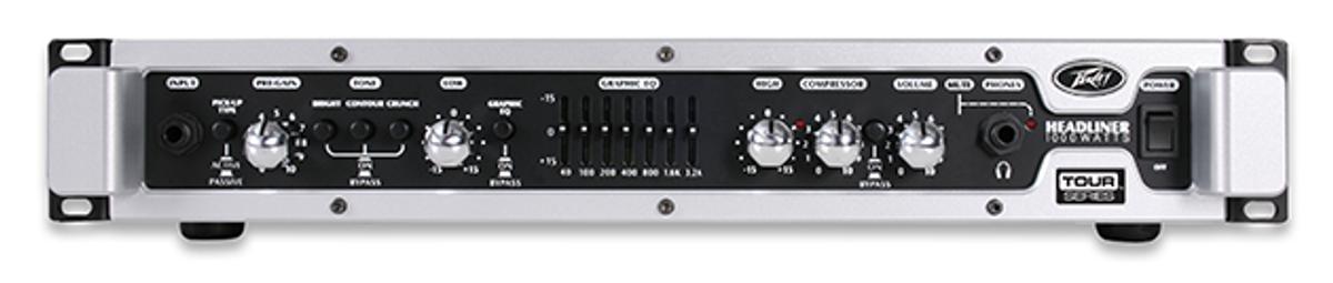 Peavey Releases Headliner 1000 Bass Amp
