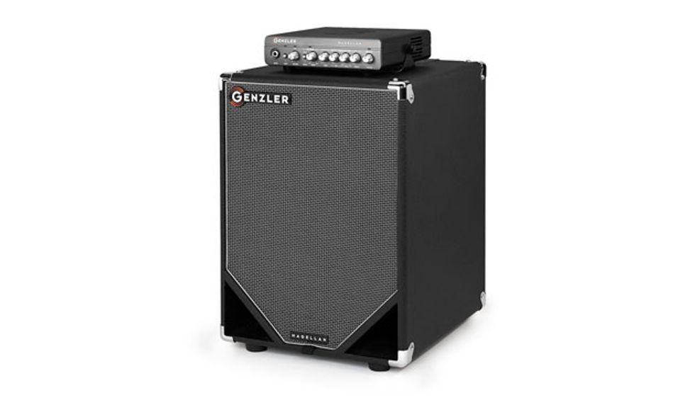 Genzler Amplification Introduces the High-Boy Magellan 350 Combo