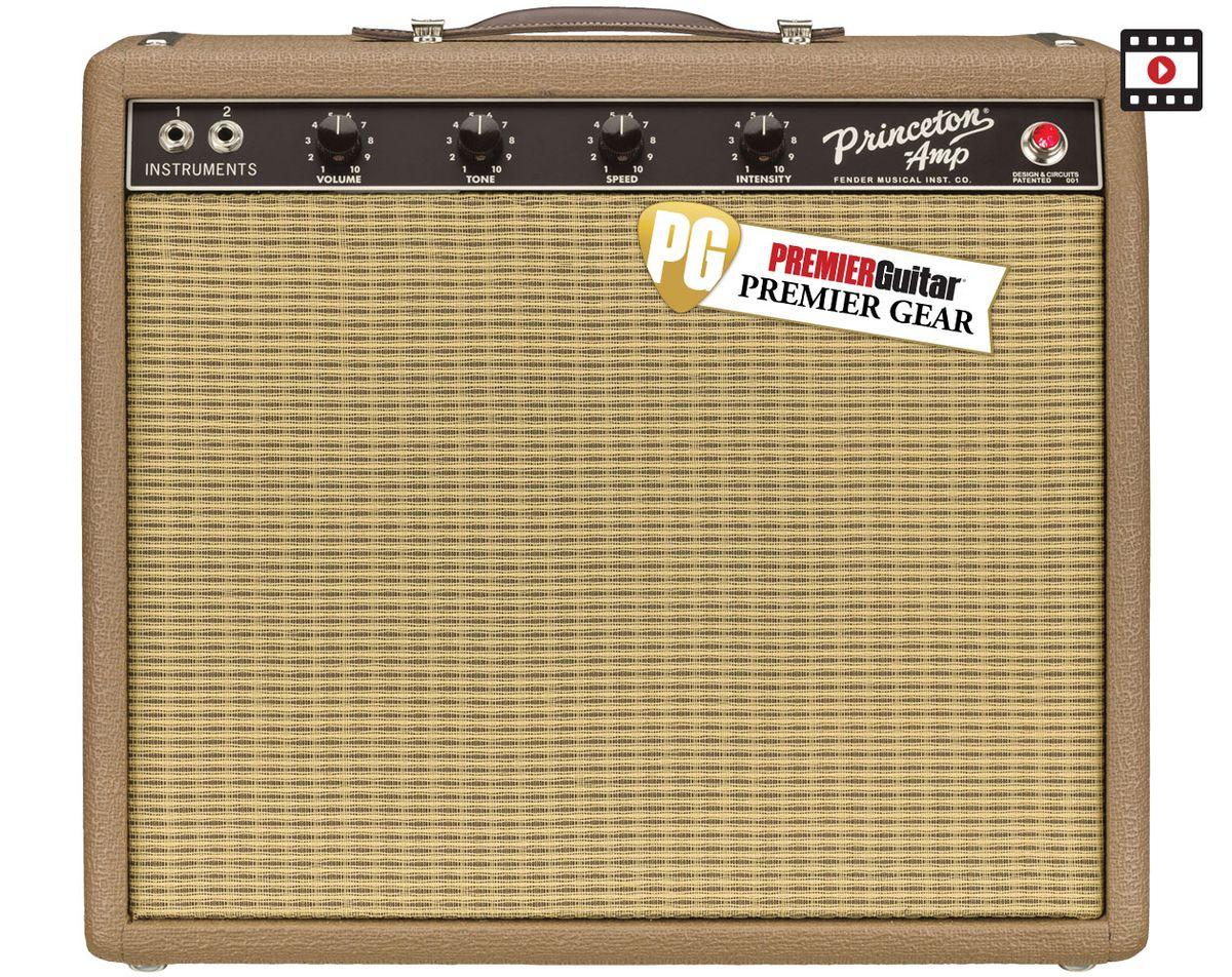Fender '62 Princeton Chris Stapleton Edition Review