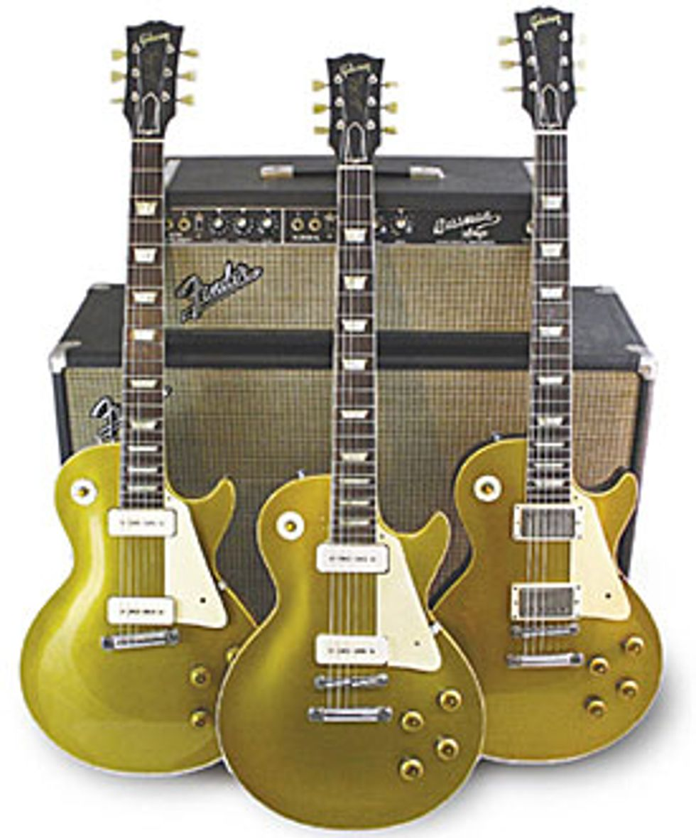 Hookup gibson amps by serial number