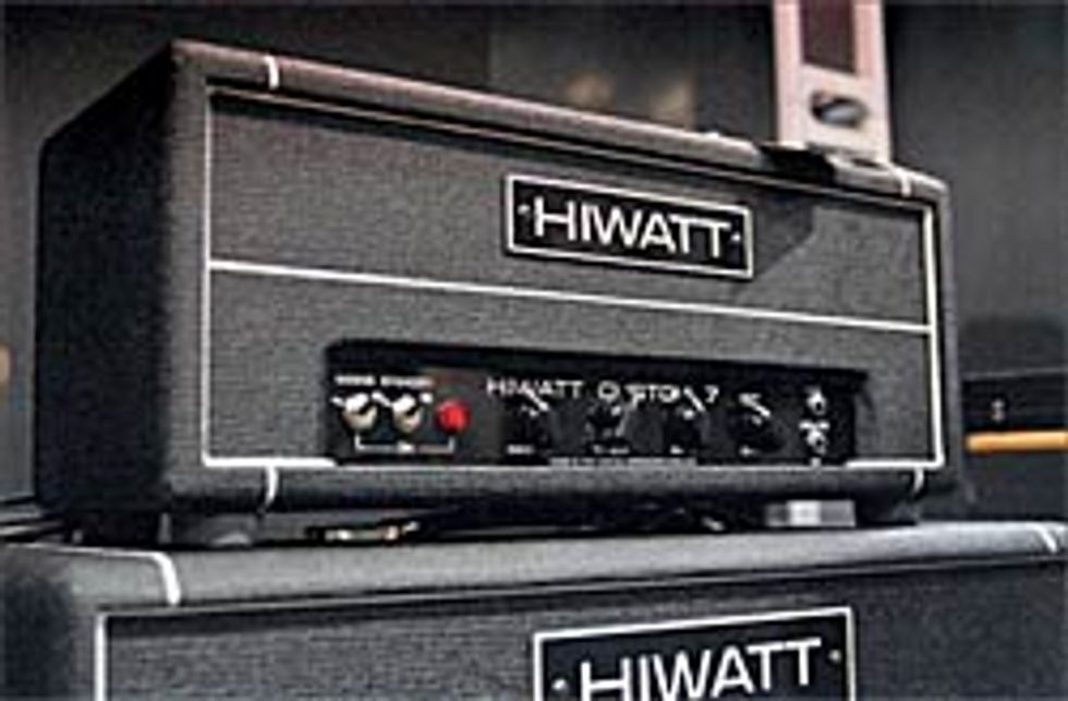 HiWatt Custom 7 Head
