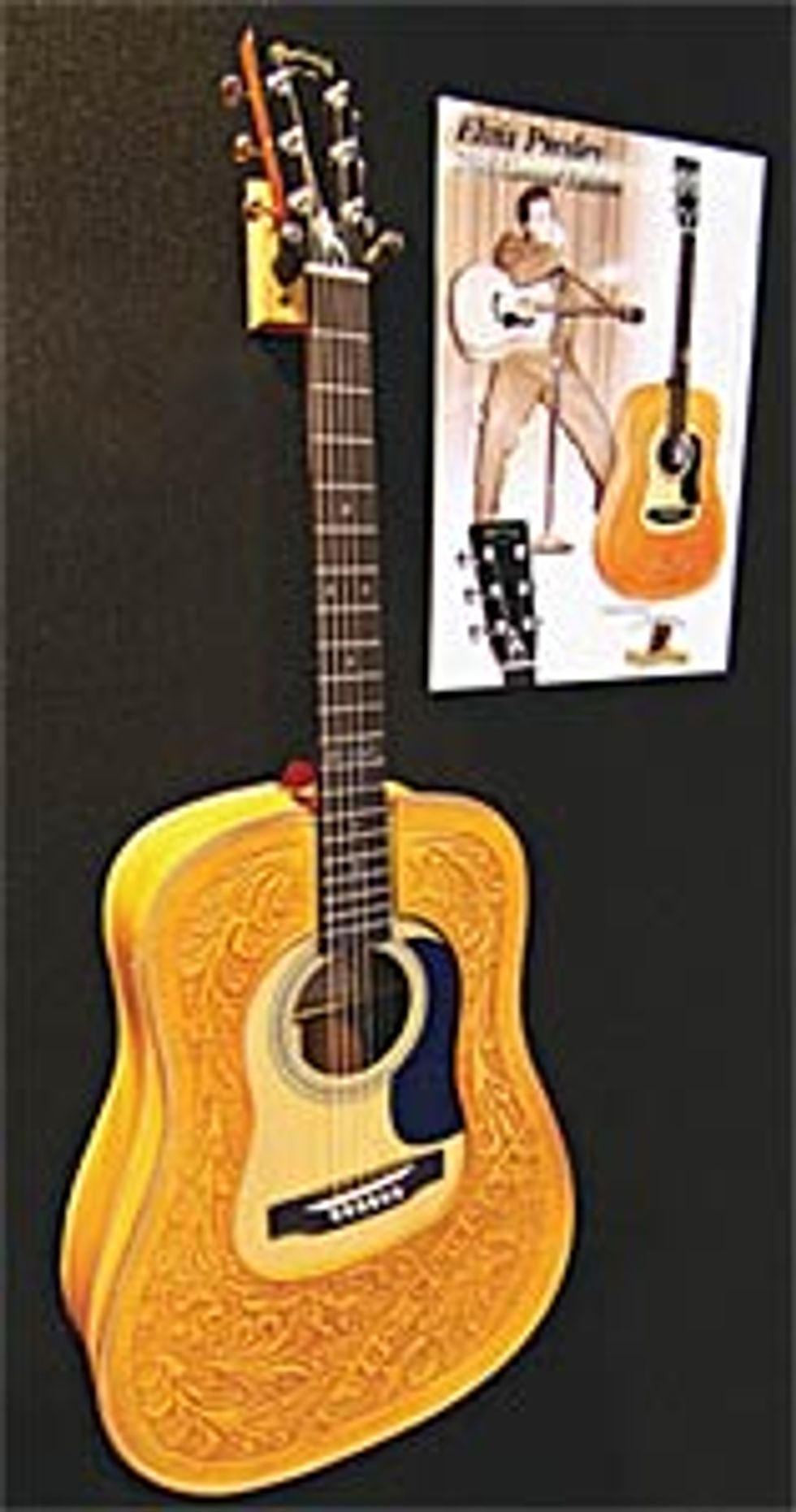 Martin D28-M Elvis Presley Commemorative Limited Edition
