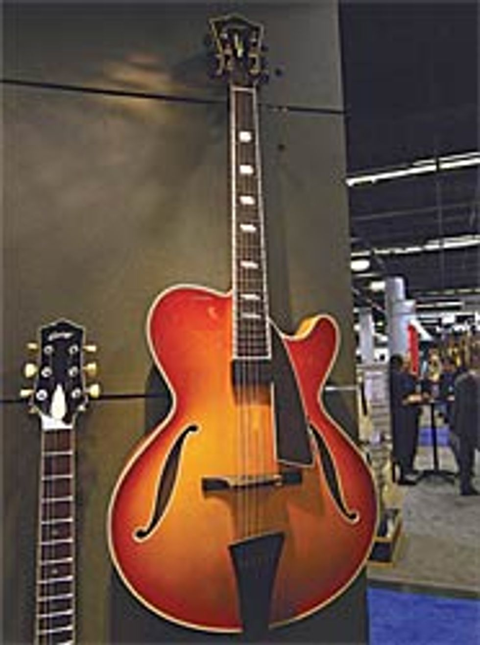 Collings City Limits Jazz Archtop