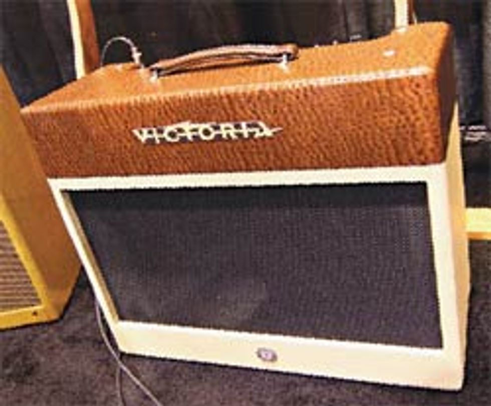 Victoria Amp Co. Electro King