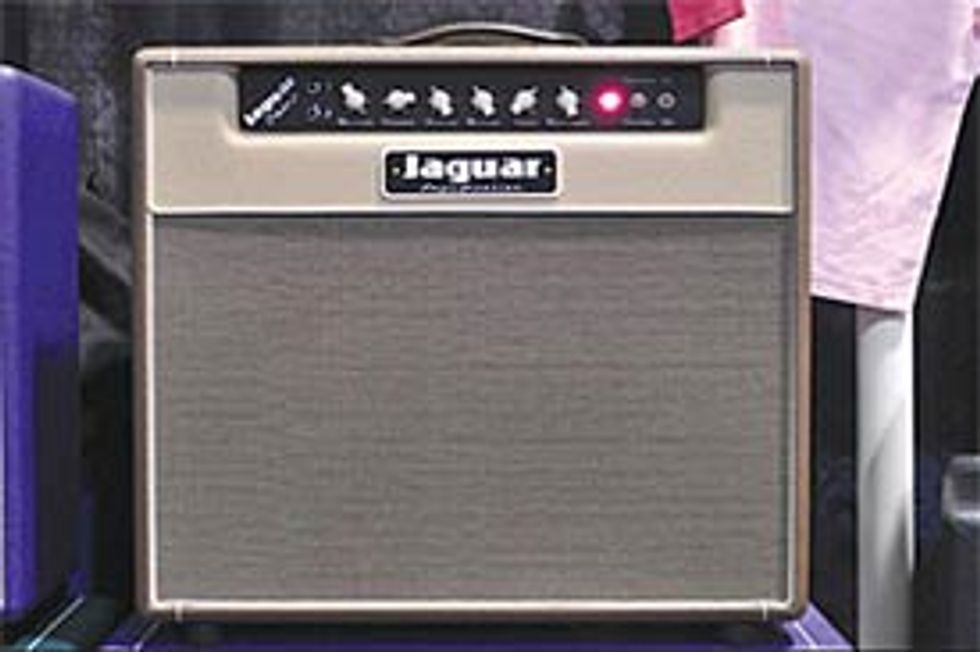 Jaguar Amplification Twin Combo