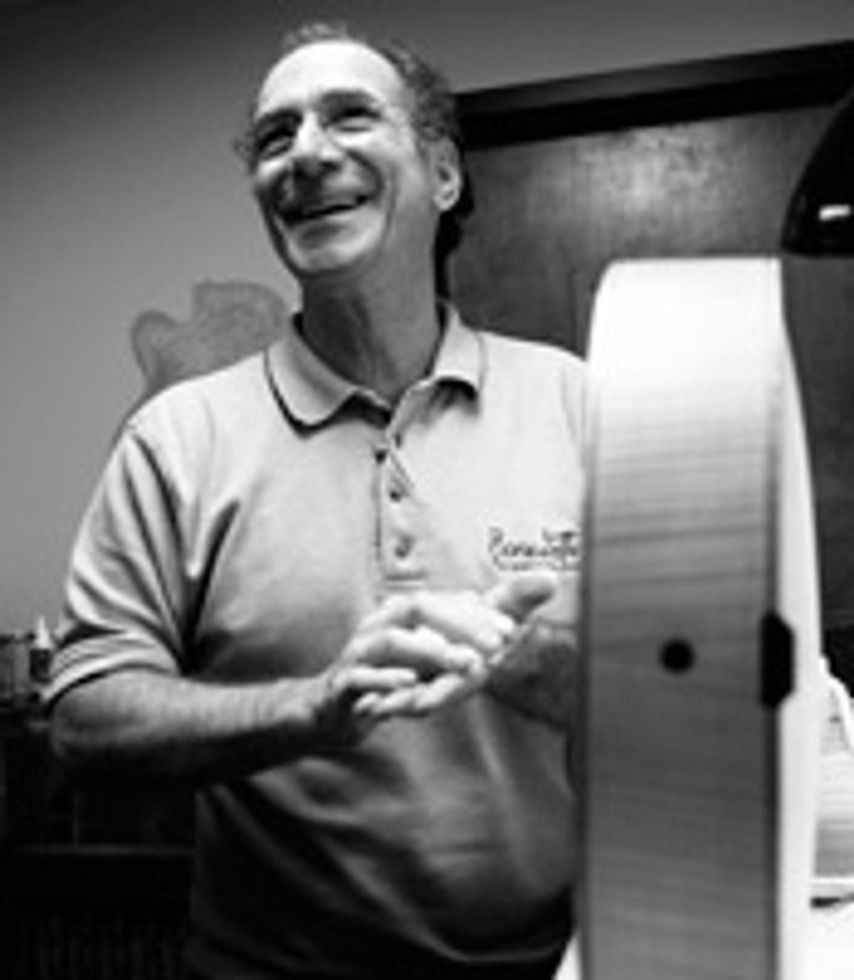 Bob Benedetto To Host Archtop Guitar Making Seminar