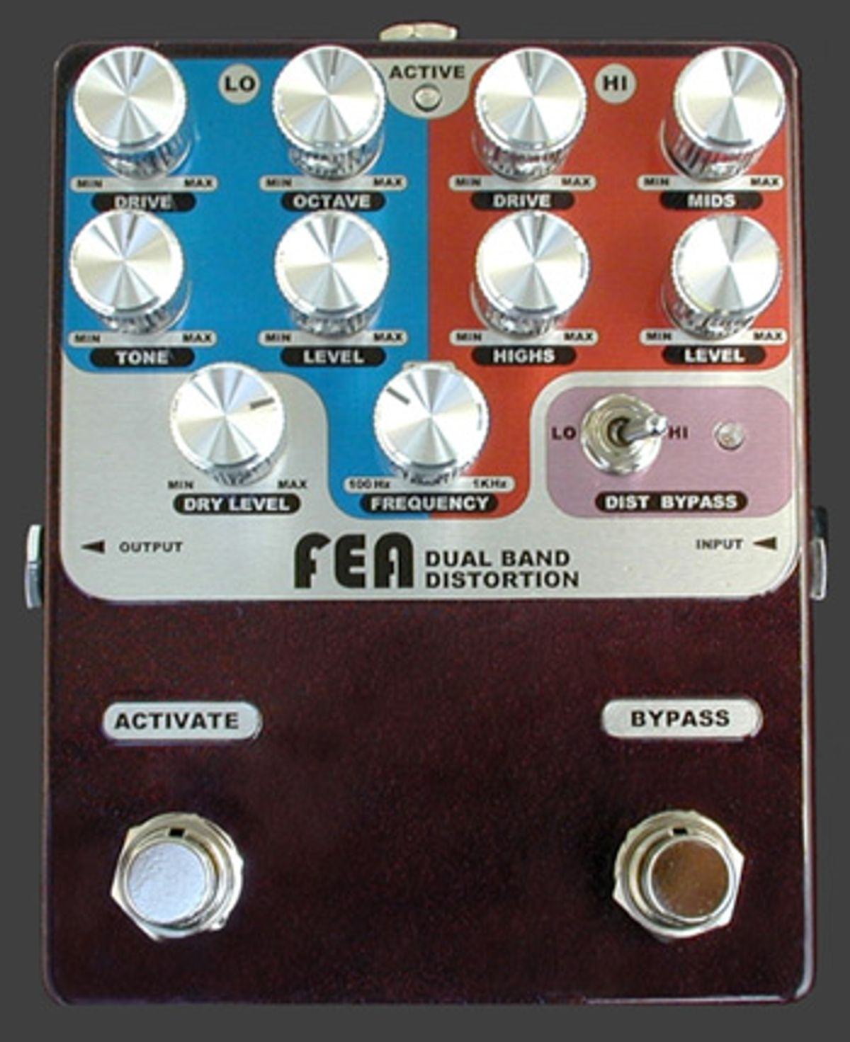 FEA Labs Releases Dual Band Distortion