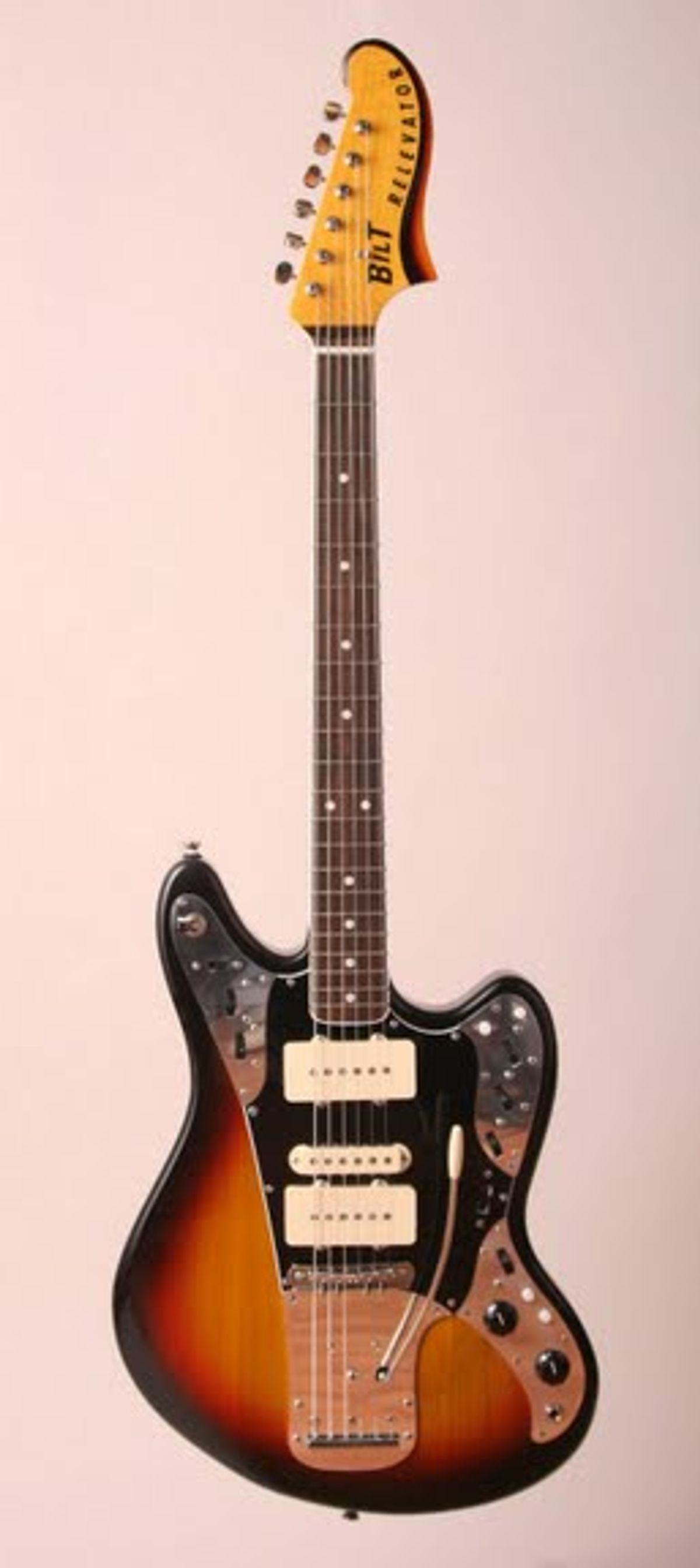 BilT Guitars Introduces the Relevator with Built-In Effects