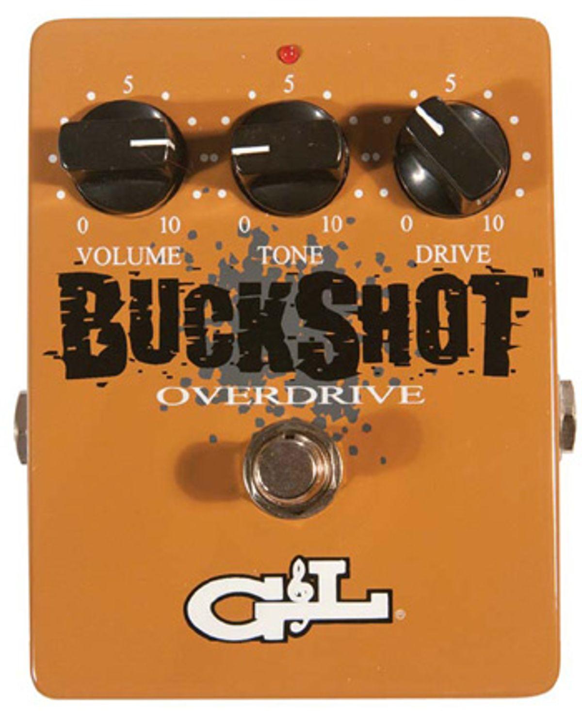 G&L Buckshot Pedal Review