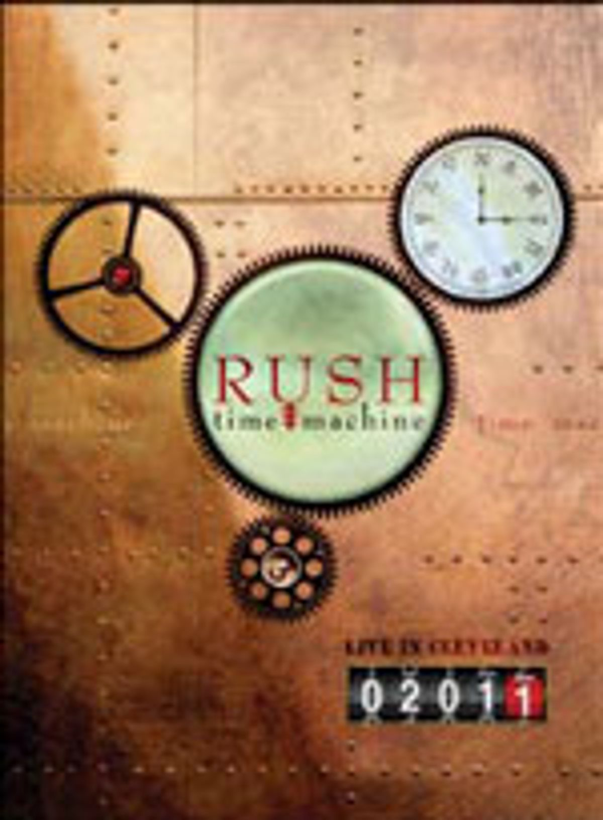 DVD Review: Rush - Time Machine 2011: Live in Cleveland