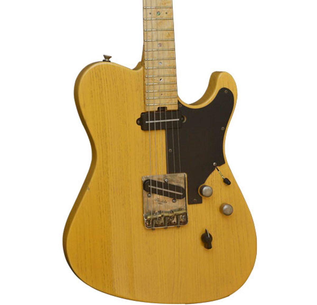 Asher Guitars Announces Vintage Series
