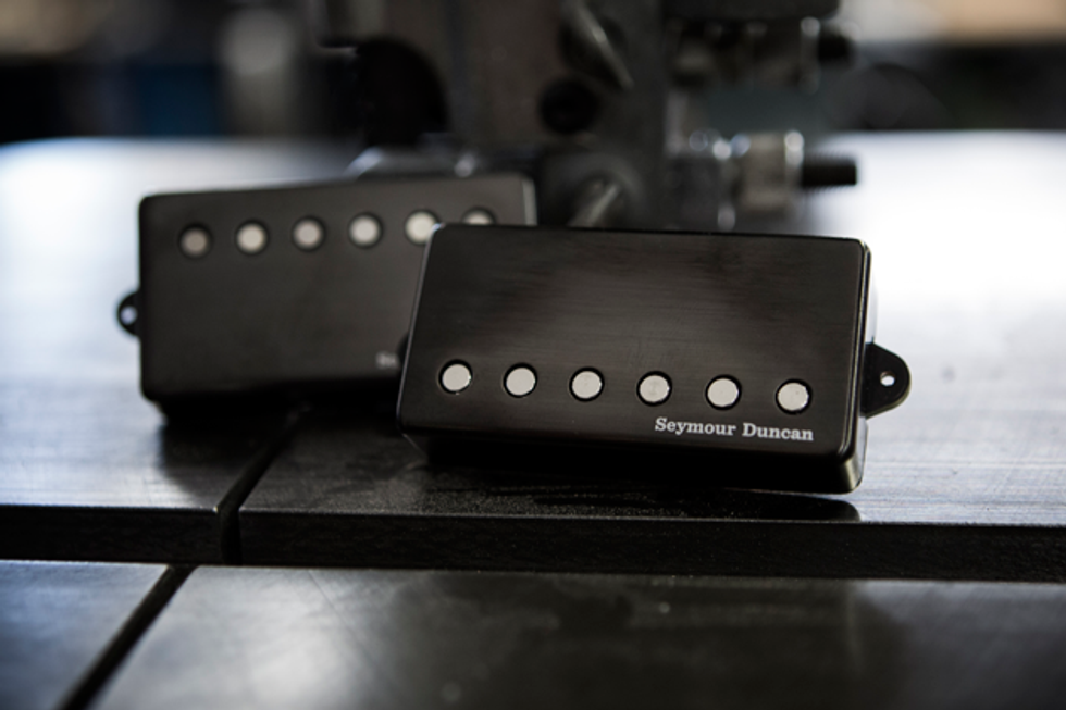 Seymour Duncan Introduces the Jeff Loomis Blackout Pickups | 2016-03 ...