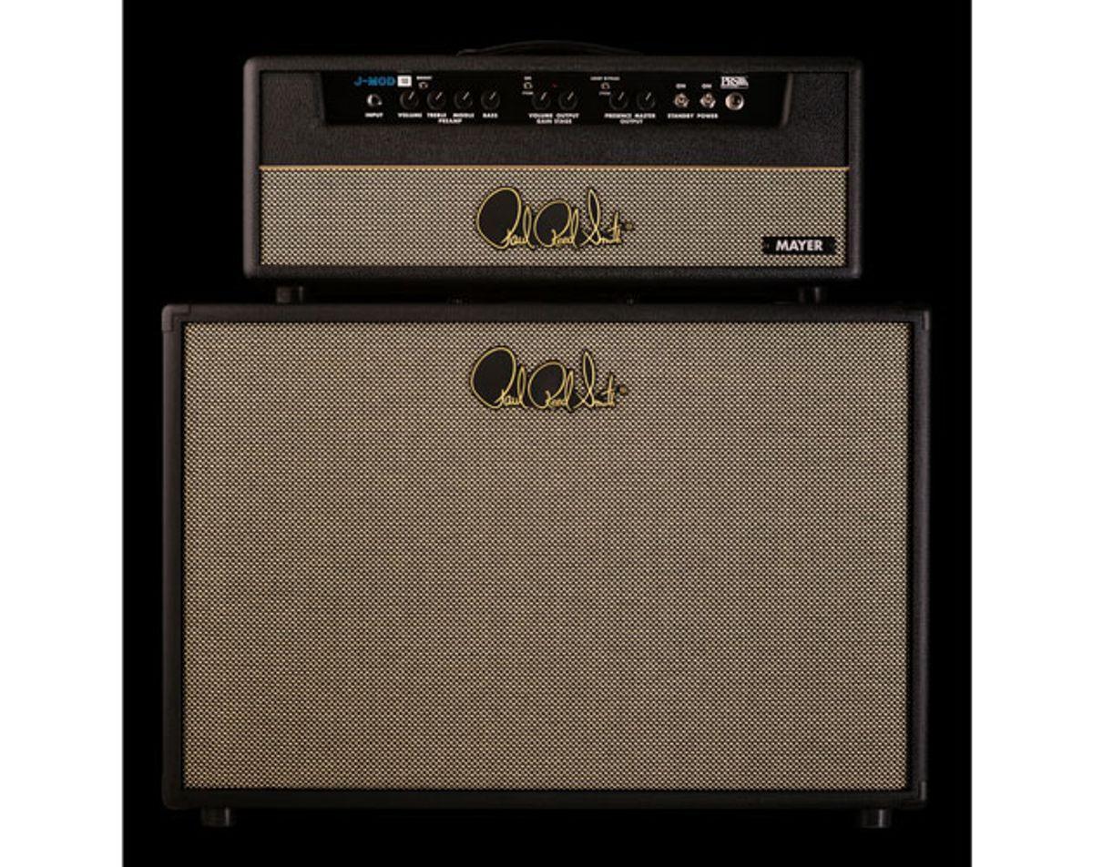 PRS Guitars and John Mayer Announce the J-MOD 100 Amplifier