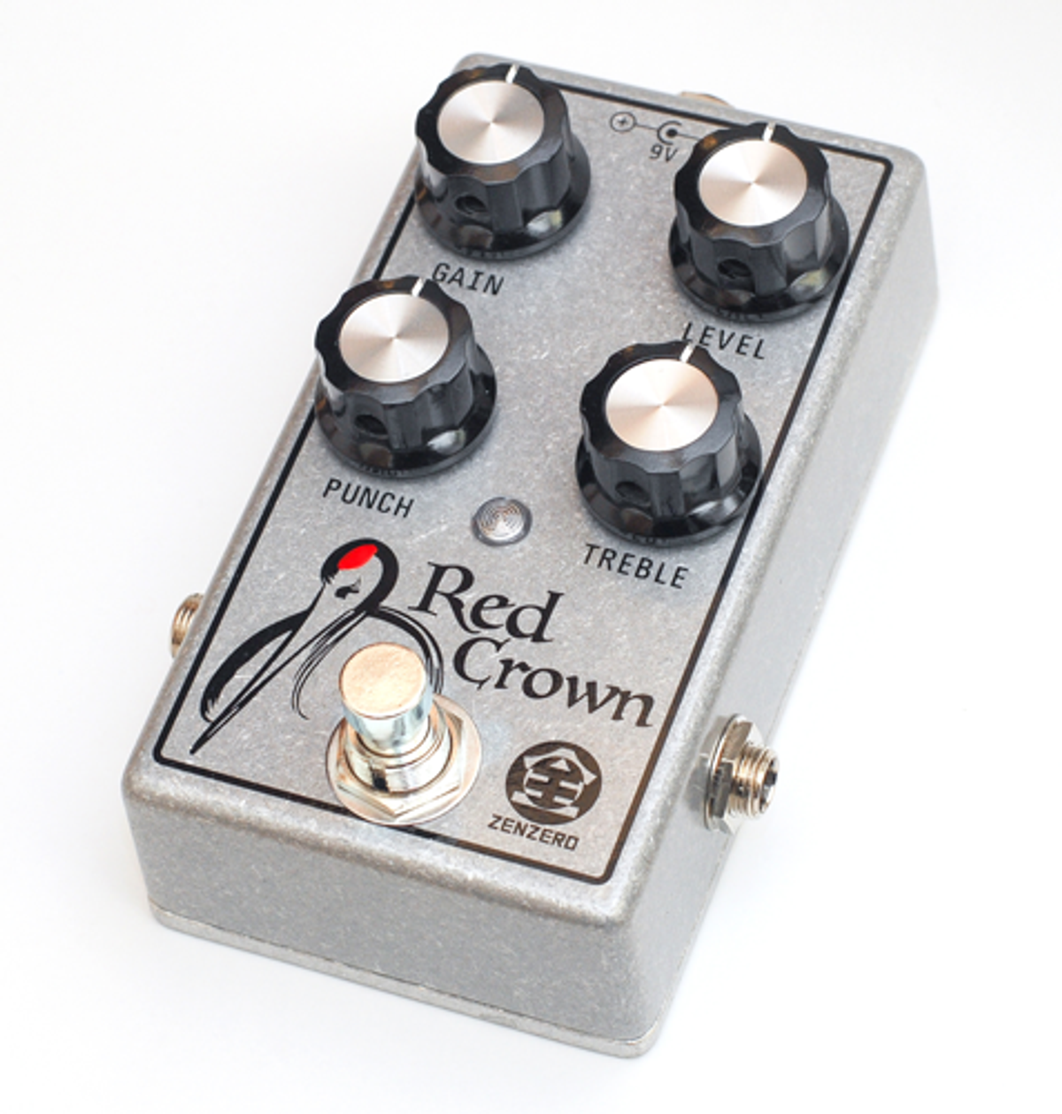 ZenZero Electronics Introduces the Red Crown Overdrive