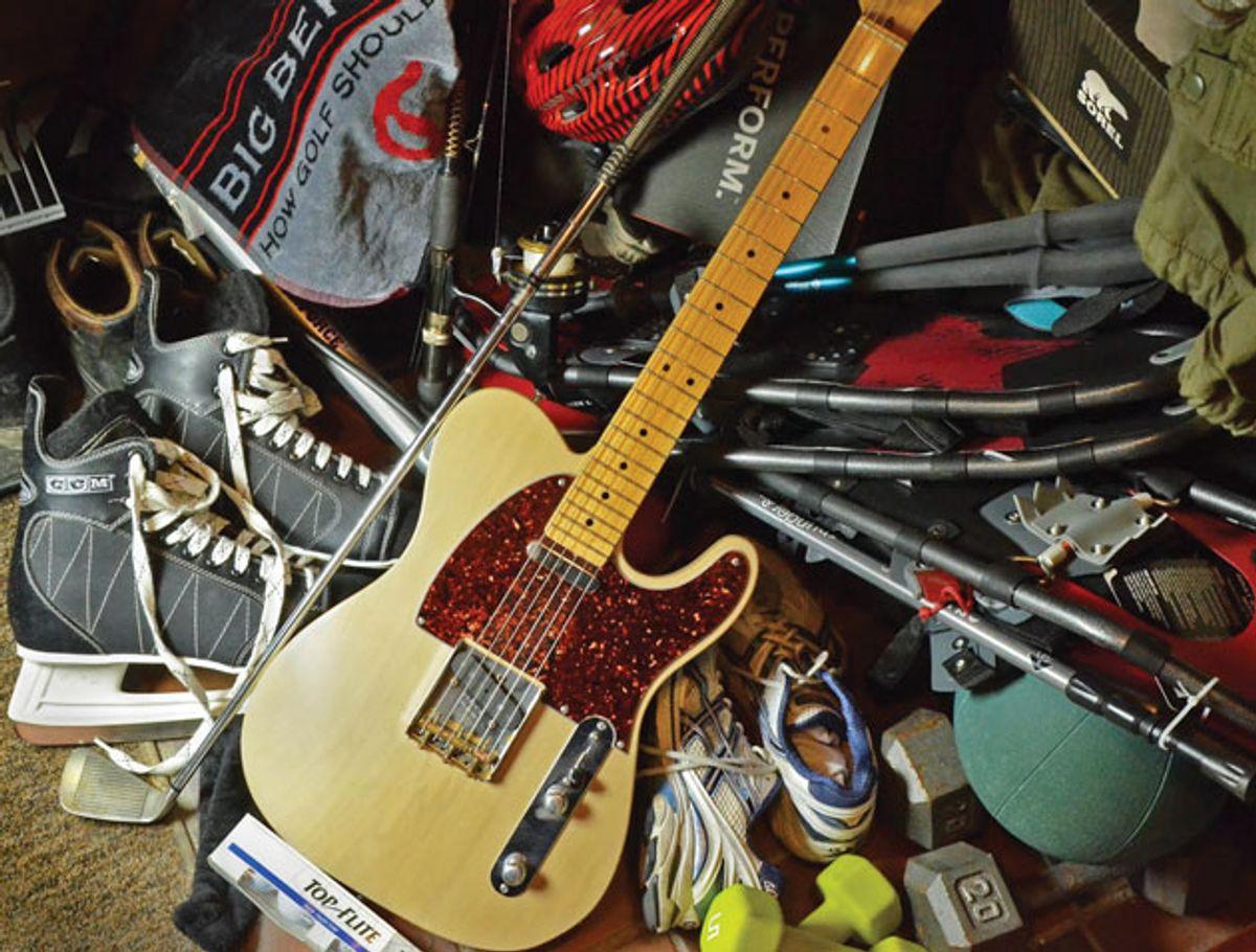 Jol Dantzig's Esoterica Electrica: Why We Play Guitar