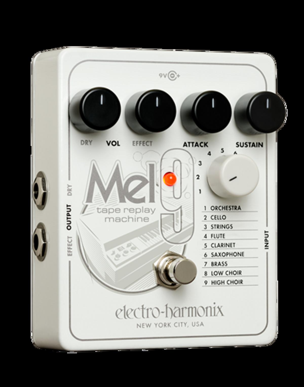 Electro-Harmonix Introduces the Mel9 Tape Replay Machine