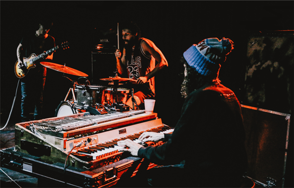 Spellbinders: Ben McLeod and Charles Michael Parks, Jr. of All Them Witches
