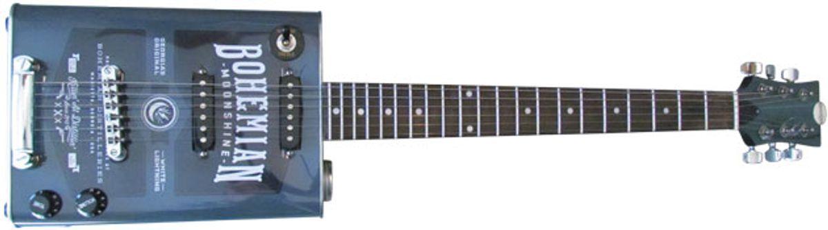 Will Ray's Bottom Feeder: Bohemian Moonshine Guitar