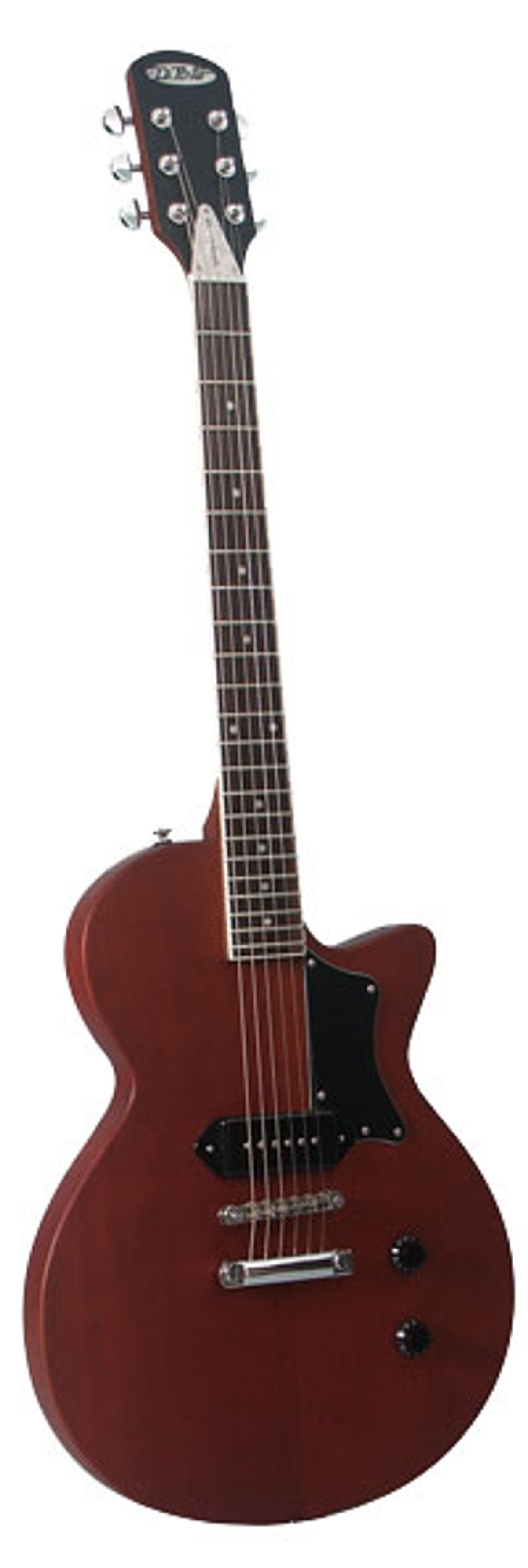 DiPinto Guitars Announces Belvedere Jr.