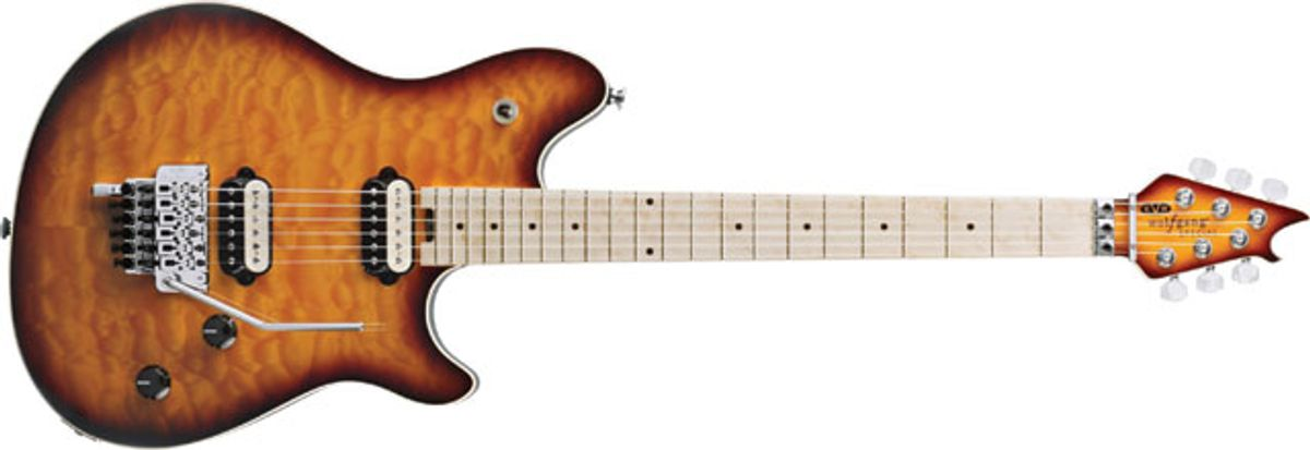 EVH Wolfgang Special Electric Guitar Review