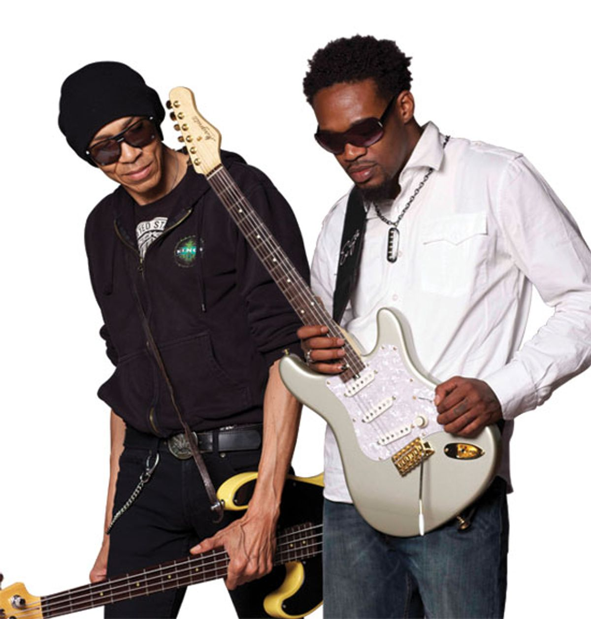 Interview: Eric Gales & Doug Pinnick - Gospel Grooves & Abnormal Blues