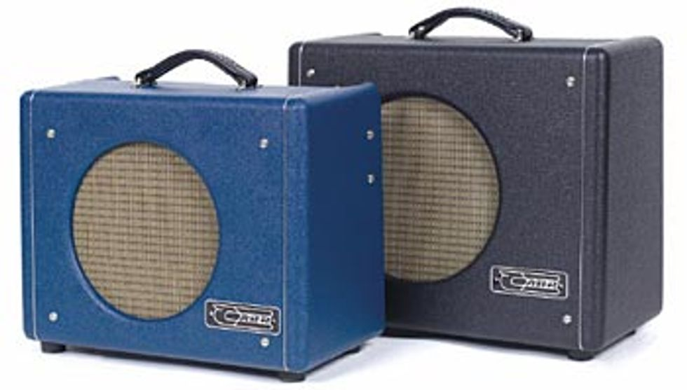 Carr Amplifiers Mini-Mercury