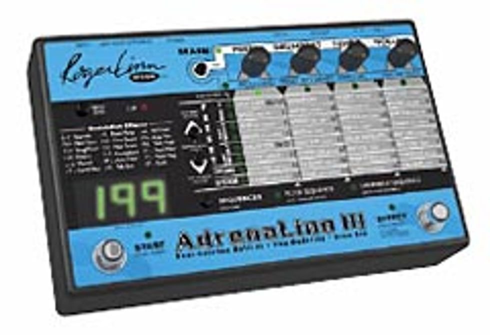 Roger Linn Design AdrenaLinn III Effects Processor