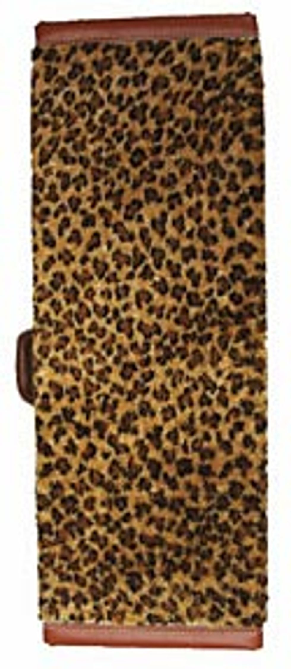 Postal Monkey Graphics Cases Leopard Fur Cases
