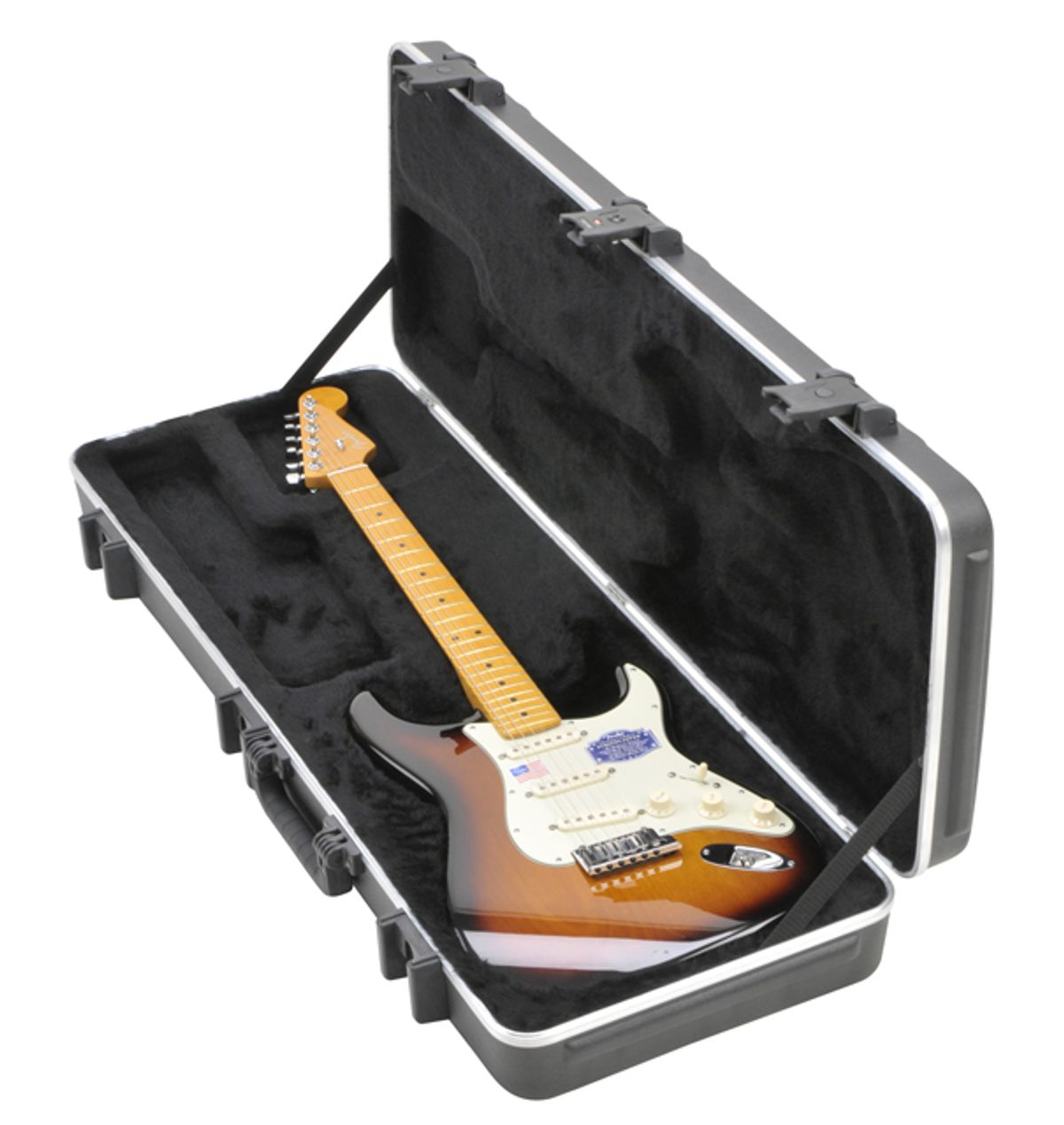 SKB Announces New Pro Guitar and Bass Cases