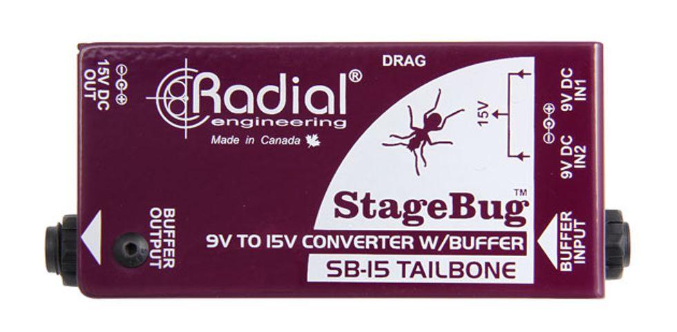Radial Tailbone
