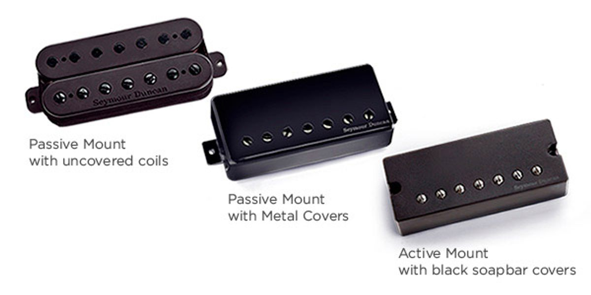 Seymour Duncan Releases the Nazgul Pickup
